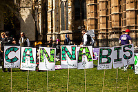 "20.04.2015 - ""London 420 - 2015 Hyde Park"" & ""Parliament Protest Picnic"""