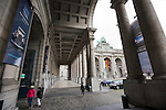 BRUSSELS - BELGIUM - 31 July 2016 -- Brussels city - Parc du Cinquantenaire the Autoworld museum. -- PHOTO: Juha ROININEN / EUP-IMAGES Käyttöoikeus: vain ET brändi
