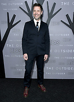 "09 January 2020 - West Hollywood, California - Paddy Considine. Premiere Of HBO's ""The Outsider"" - Los Angeles  held at DGA Theater. Photo Credit: Birdie Thompson/AdMedia"