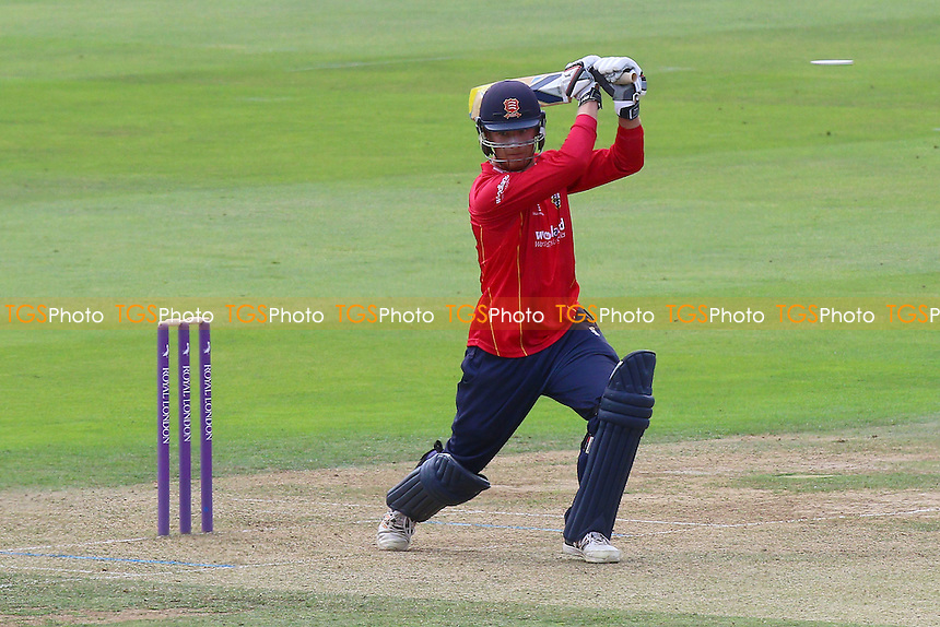 Tom Westley hits four runs for Essex during Middlesex vs Essex Eagles, Royal London One-Day Cup Cricket at Lord's Cricket Ground on 31st July 2016