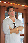 The Young and the Restless Jeff Branson (AMC) at SoapFest's Celebrity Weekend - Cruisin' and Schmoozin' on the Marco Island Princess - mix and mingle and watching dolphins - autographs, photos, live auction raising money for kids on November 11, 2012 Marco Island, Florida. (Photo by Sue Coflin/Max Photos)