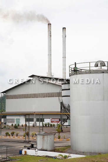 The Sindora Palm Oil Mill, owned by Kulim, is green certified by the Roundtable on Sustainable Palm Oil (RSPO) for its environmental, economic, and socially sustainable practices. Johor Bahru, Malaysia