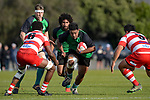 NELSON, NEW ZEALAND JULY 20: Division 1 Mens Rugby Final - Marist v WOB on July 20 2019 at Trafalgar Park in Nelson, New Zealand (Photos by Barry Whitnall/Shuttersport Limited)