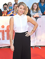 12 September  2018 - Toronto, Ontario, Canada. Elizabeth Chomko. &quot;What They Had&quot; Premiere - 2018 Toronto International Film Festival at the Roy Thomson Hall. <br /> CAP/ADM/BPC<br /> &copy;BPC/ADM/Capital Pictures