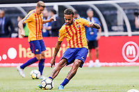 EAST RUTHERFORD, EUA, 22.07.2017 - JUVENTUS-BARCELONA -Neymar Jr.  do Barcelona (ESP) durante partida contra a Juventus (ITA) valido pela Internacional Champions Cup no MetLife Stadium na cidade de East Rutherford nos Estados Unidos neste sábado, 22.(Foto: William Volcov/Brazil Photo Press)