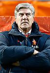 Nederland, Rotterdam, 15 oktober 2012.Interland.Jong Oranje-Jong Slowakije.Cor Pot, trainer-coach van Jong Oranje