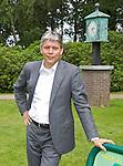 MAARSBERGEN - Voorzitter G.J. van de Groep, Golfclub Anderstein. FOTO KOEN SUYK