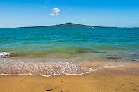 Rangitoto Island, Hauraki Gulf, Auckland, New Zealand North Island