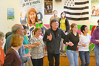 Fest-Deiz de la Gouel Erwan au centre culturel breton de Guingamp