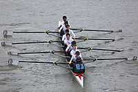 Crew: 178   The Kings School Chester Rowing Club   School second J15 8<br /> <br /> Schools' Head of the River 2018<br /> <br /> To purchase this photo, or to see pricing information for Prints and Downloads, click the blue 'Add to Cart' button at the top-right of the page.