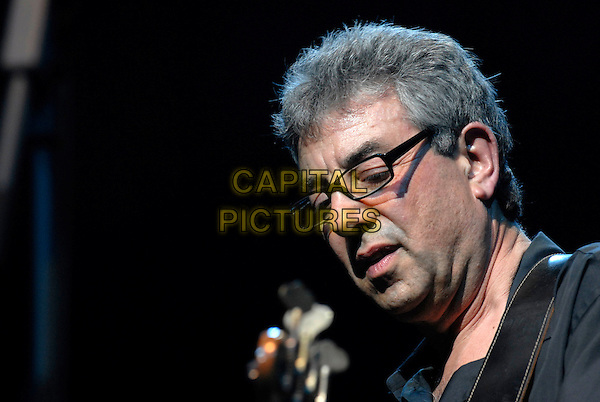 10cc .Performing live at Indigo Bar (O2 centre), London, England..May 1st, 2008.arena concert gig performance music concert headshot portrait glasses .CAP/IA.©Ian Allis/Capital Pictures.