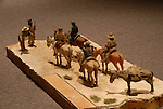 Jo Mora figures at Monterey Maritime Museum