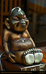Billiken first patented copyrighted doll Florence Pretz 1908 Osaka Japan