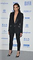LONDON, ENGLAND - DECEMBER 01: Hannah John-Kamen at the British Independent Film Awards 2019, Od Billingsgate, Old Billinsgate Walk, Lower Thames Street on Sunday 01 December 2019 in London, England, UK. <br /> CAP/CAN<br /> ©CAN/Capital Pictures