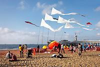 Strand in Scheveningen
