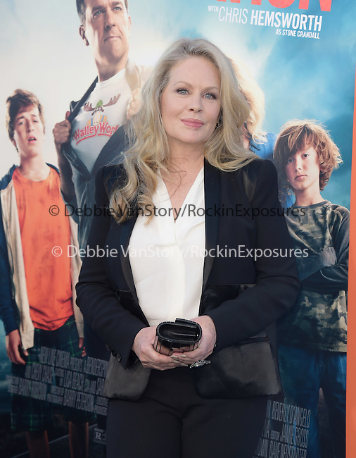 Beverly D'Angelo attends The Warner Bros. Pictures' L.A. Premiere of Vacation held at The Regency Village Theatre  in Westwood, California on July 27,2015                                                                               © 2015 Hollywood Press Agency