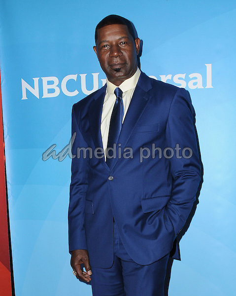 03 August 2016 - Beverly Hills, California. Dennis Haysbert. 2016 NBCUniversal Summer Press Tour Day 2 held at the Beverly Hilton Hotel. Photo Credit: Birdie Thompson/AdMedia