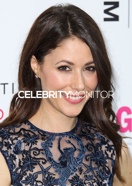 LOS ANGELES, CA, USA - AUGUST 23: Amanda Crew arrives at The National Women's History Museum and Glamour Magazine's 3rd Annual Women Making History Brunch held at the Skirball Cultural Center on August 23, 2014 in Los Angeles, California, United States. (Photo by Xavier Collin/Celebrity Monitor)