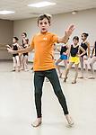 Aspiring Dancers Rehearsal