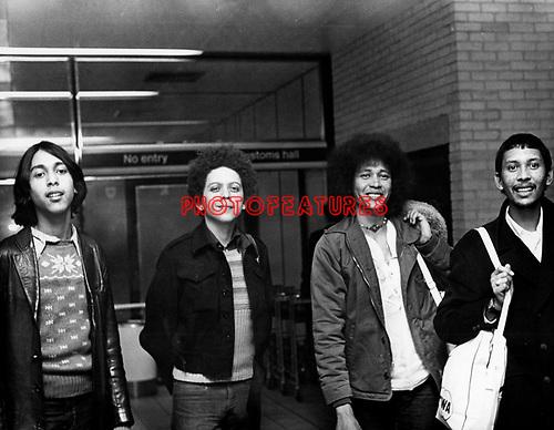 The Flame 1970 Ricky Fataar, BlondieChaplin, Steve Fataar and Brother Fataar