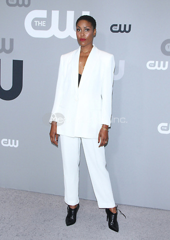 NEW YORK, NY May 17, 2018: Christine Adams  at the  CW Upfront 2018 at the London Hotel in New York. May 17, 2018 Credit: RW/MediaPunch