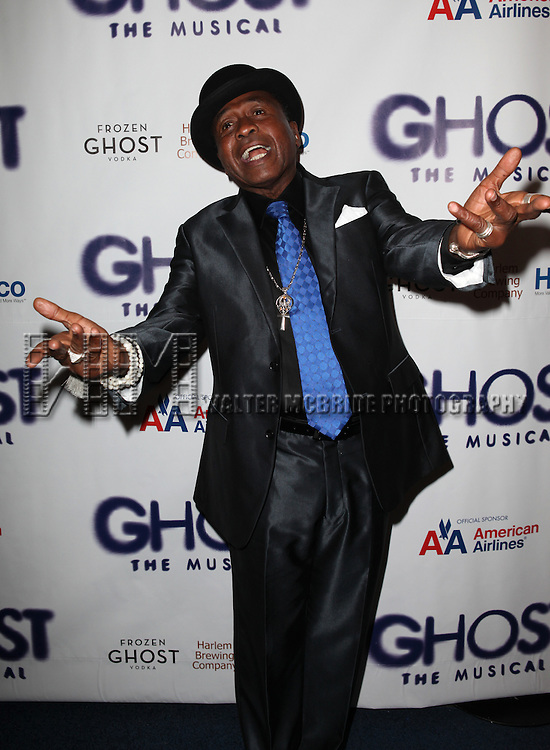 Ben Vereen.attending the Broadway Opening Night Performance of 'GHOST' a the Lunt-Fontanne Theater on 4/23/2012 in New York City. © Walter McBride/WM Photography .