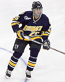 Brock Wilson - Boston College defeated Merrimack College 3-0 with Tim Filangieri's first two collegiate goals on November 26, 2005 at Kelley Rink/Conte Forum in Chestnut Hill, MA.