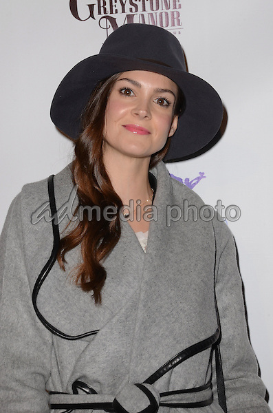 09 December - Beverly Hills, Ca - Tiffany Brouwer. Arrivals for the Junior Hollywood Radio and Television Society's 13th Annual Holiday Party held at Greystone Manor. Photo Credit: Birdie Thompson/AdMedia