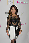 Color of Beauty Awards hosted by VH1's Gossip Table's Delaina Dixon and Maureen Tokeson-Martin on February 28, 2015 with red carpet, awards and cocktail reception at Ana Tzarev Gallery, New York City, New York.  (Photo by Sue Coflin/Max Photos)