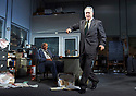 Glengarry Glen Ross by David Mamet, directed by Sam Yates. With Don Warrington as George Aaronew, Stanley Townsend as Shelly Levene. Opens at The Playhouse Theatre on 9/11/17.
