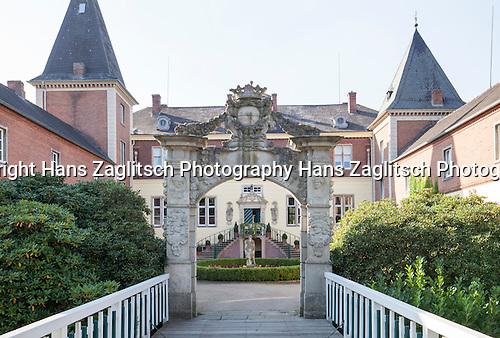 Schloss Dankern bei Haren, Emsland