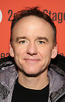 David Barnes attends the Off-Broadway Opening Night performance of 'Man From Nebraska' at the Second StageTheatre on February 15, 2017 in New York City.