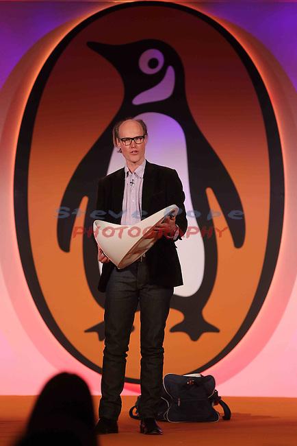 Penguin Conference 2012.Will Gompertz.09.02.12.©Steve Pope