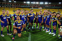 110218 Super 15 Rugby - Hurricanes v Highlanders