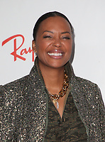 LOS ANGELES, CA - FEBRUARY 10: Aisha Tyler, at theUniversal Music Group Grammy After party celebrating th 61st Annual Grammy Awards at The Row in Los Angeles, California on February 10, 2019. Credit: Faye Sadou/MediaPunch