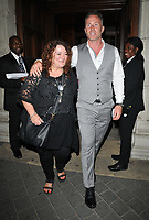 guest and James Jordan at the Syco summer party, Victoria and Albert Museum, Cromwell Road, London, England, UK, on Thursday 04th July 2019.<br /> CAP/CAN<br /> ©CAN/Capital Pictures