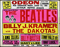Rare early Beatle poster sells for £34,000.