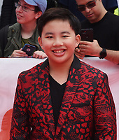 """TORONTO, ONTARIO - SEPTEMBER 07: Albert Tsai attends the """"Abominable"""" premiere during the 2019 Toronto International Film Festival at Roy Thomson Hall on September 07, 2019 in Toronto, Canada.   <br /> CAP/MPI/IS<br /> ©IS/MPI/Capital Pictures"""