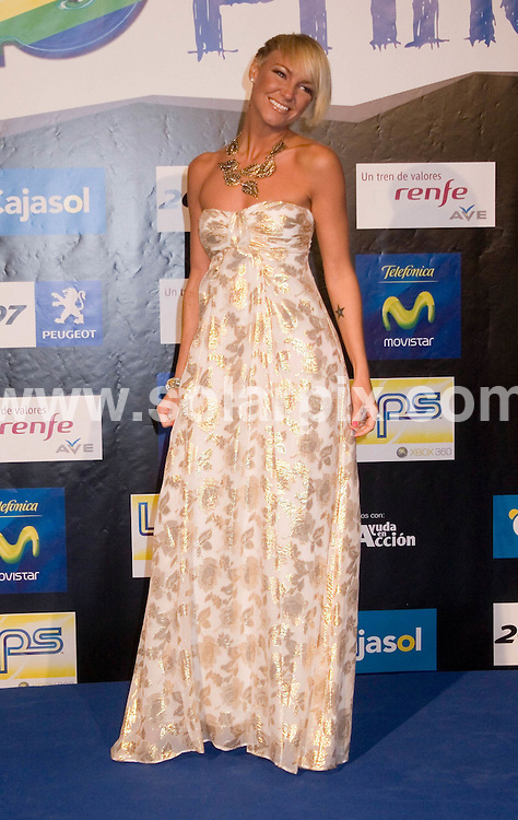 **ALL ROUND PICTURES FROM SOLARPIX.COM**.**SYNDICATION RIGHTS FOR UK, CANADA, USA, SOUTH AFRICA, SOUTH AMERICA, DUBAI, AUSTRALIA, NEW ZEALAND, GREECE, ASIA & RUSSIA**.40 Principales (Top 40) Awards Gala event, held at the Sports Palace, Madrid, Spain, 12th December 2008..This pic: Kate Ryan..JOB REF: 8150 SPA     DATE: 12_12_2008.**MUST CREDIT SOLARPIX.COM OR DOUBLE FEE WILL BE CHARGED* *UNDER NO CIRCUMSTANCES IS THIS IMAGE TO BE REPRODUCED FOR ANY ONLINE EDITION WITHOUT PRIOR PERMISSION*