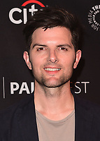 "BEVERLY HILLS - SEPTEMBER 13:  Adam Scott at the 2017 PaleyFest Fall TV Previews - FOX - ""Ghosted"" at the Paley Center for the Media on September 13, 2017 in Beverly Hills, California. (Photo by Scott Kirkland/PictureGroup)"
