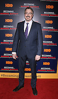 www.acepixs.com<br /> <br /> January 19 2017, New York City<br /> <br /> Director Vince Gilligan arriving at 'Becoming Warren Buffett' World premiere at The Museum of Modern Art on January 19, 2017 in New York City.<br /> <br /> By Line: Wong/ACE Pictures<br /> <br /> ACE Pictures Inc<br /> Tel: 6467670430<br /> Email: info@acepixs.com<br /> www.acepixs.com