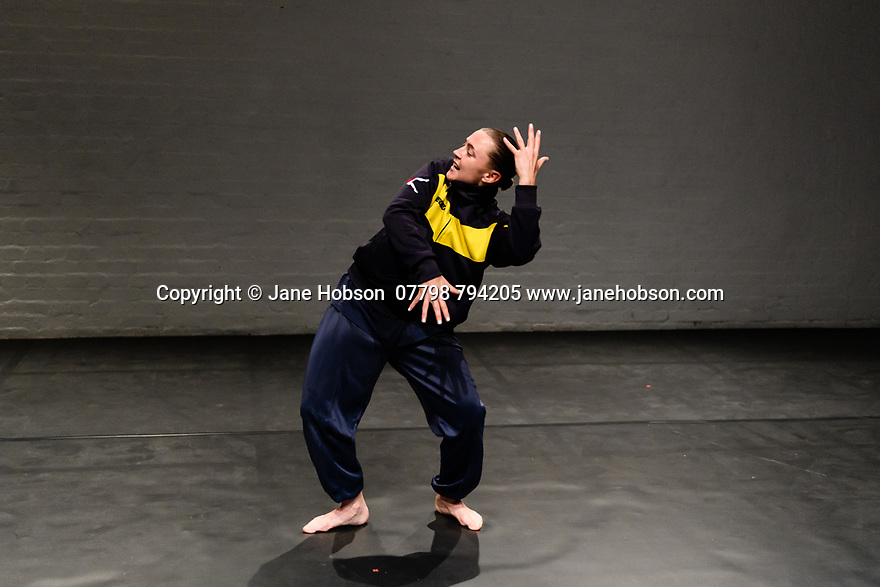Oona Doherty's HOPE HUNT, part of Dance Umbrella, at the Yard, 14th - 16th October 2019. Picture shows: Oona Doherty.