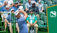 Paul Waring (ENG) on the 1st tee during the first round at the Nedbank Golf Challenge hosted by Gary Player,  Gary Player country Club, Sun City, Rustenburg, South Africa. 14/11/2019 <br /> Picture: Golffile | Tyrone Winfield<br /> <br /> <br /> All photo usage must carry mandatory copyright credit (© Golffile | Tyrone Winfield)