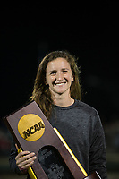 STANFORD, CA - September 27, 2018: Andi Sullivan at Stanford Stadium. The Stanford Cardinal defeated the UCLA Bruins, 3-2.