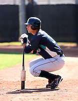 Matt Mangini / Seattle Mariners 2008 Instructional League..Photo by:  Bill Mitchell/Four Seam Images