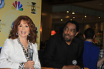 Days Of Our Lives National Tour - Suzanne Rogers and Shawn Christian on September 15, 2012 at The Shops at Mohegan Sun, Uncasville, Connecticut. (Photo by Sue Coflin/Max Photos)