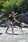 8/2/13 am Stand Up Paddle Colorado Upper Colorado River Rancho to State Bridge