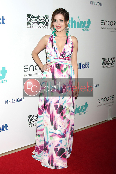 Jen Lilley<br /> at the Sixth Annual Thirst Gala, Beverly Hilton Hotel, Beverly Hills, CA 06-30-15<br /> David Edwards/DailyCeleb.com 818-249-4998