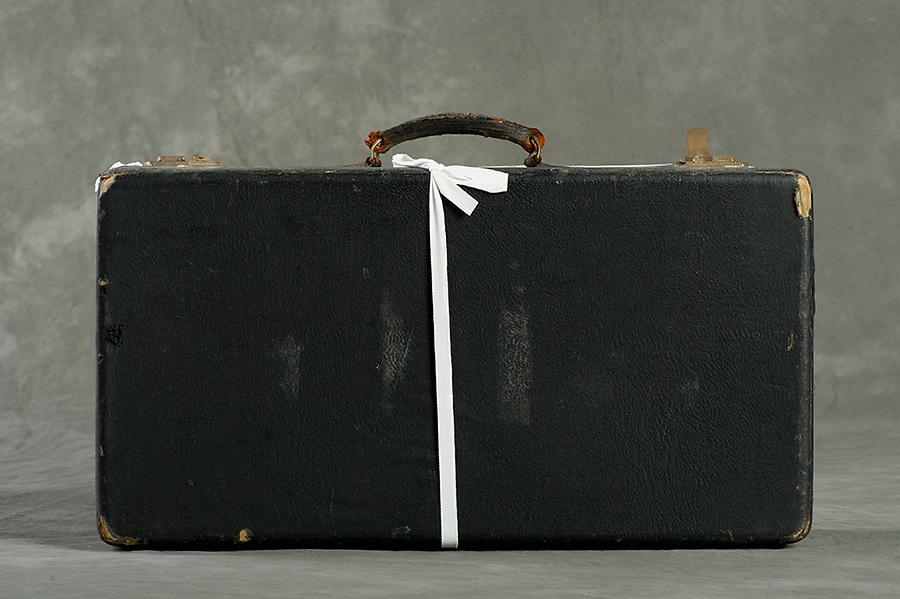 Willard Suitcases / Mary Agnes K / ©2013 Jon Crispin