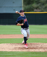 Wes Helsaback - Cleveland Indians 2020 spring training (Bill Mitchell)